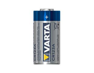 VARTA Batterie CR123