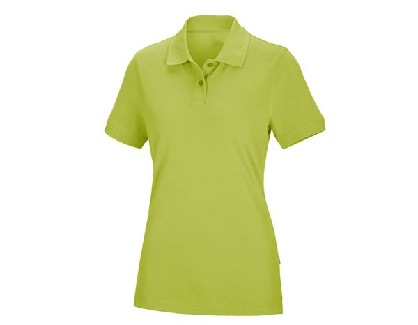 Shirts & Co.: Damen Polo-Shirt + maigrün