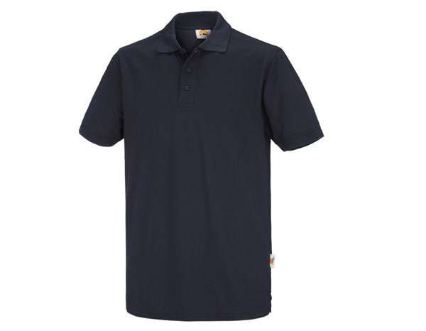 Polo-Shirts: STONEKIT Polo-Shirt Basic + dunkelblau