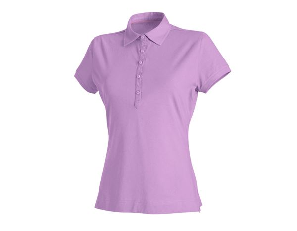 Shirts & Co.: Damen Polo-Shirt + lavendel